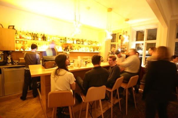 Velkommen til Ruby bar midt i København