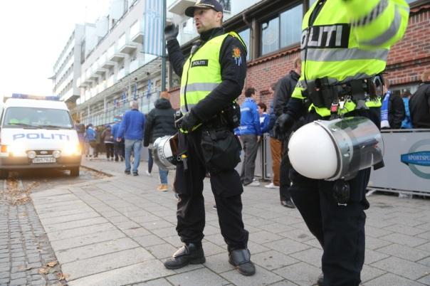 Klar for seriekamp i Molde. Er det slik vi vil ha det? Alle foto: Odd Roar Lange