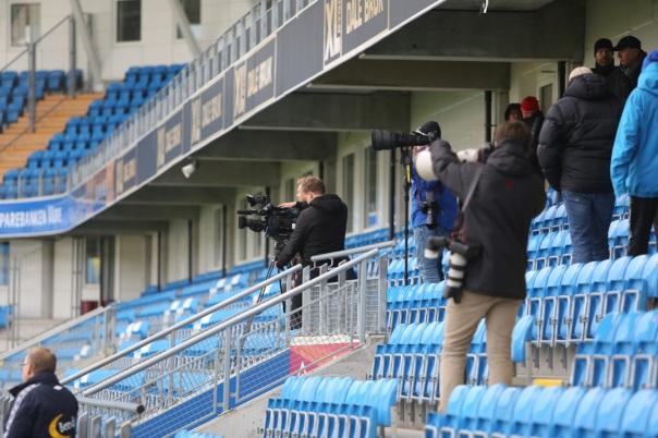 Fokus på landslaget - i Molde.
