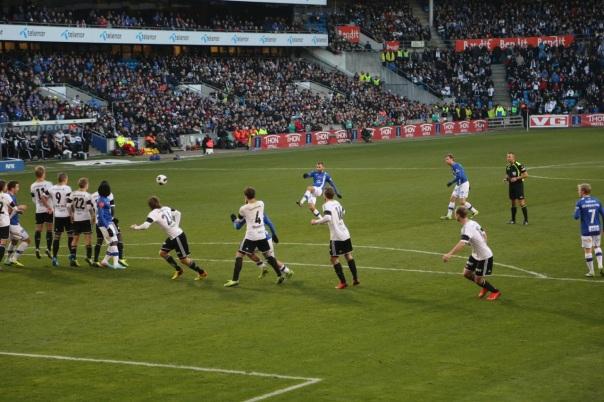 Magne Hoseth gir Molde 3-2