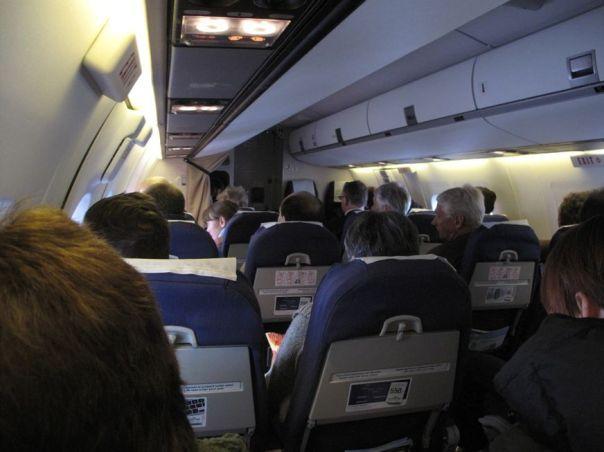 Får du plass ombord? Foto: Odd Roar Lange