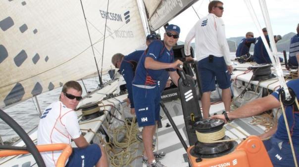 Når får vi norske seilere tilbake i Volvo Ocean Race? Foto: Odd Roar Lange