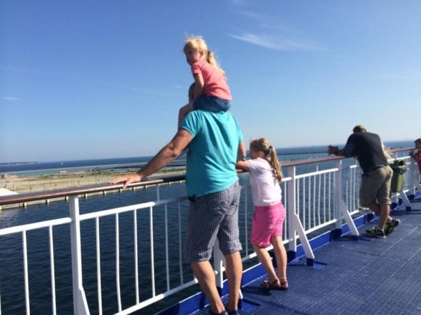 Familietur til København.